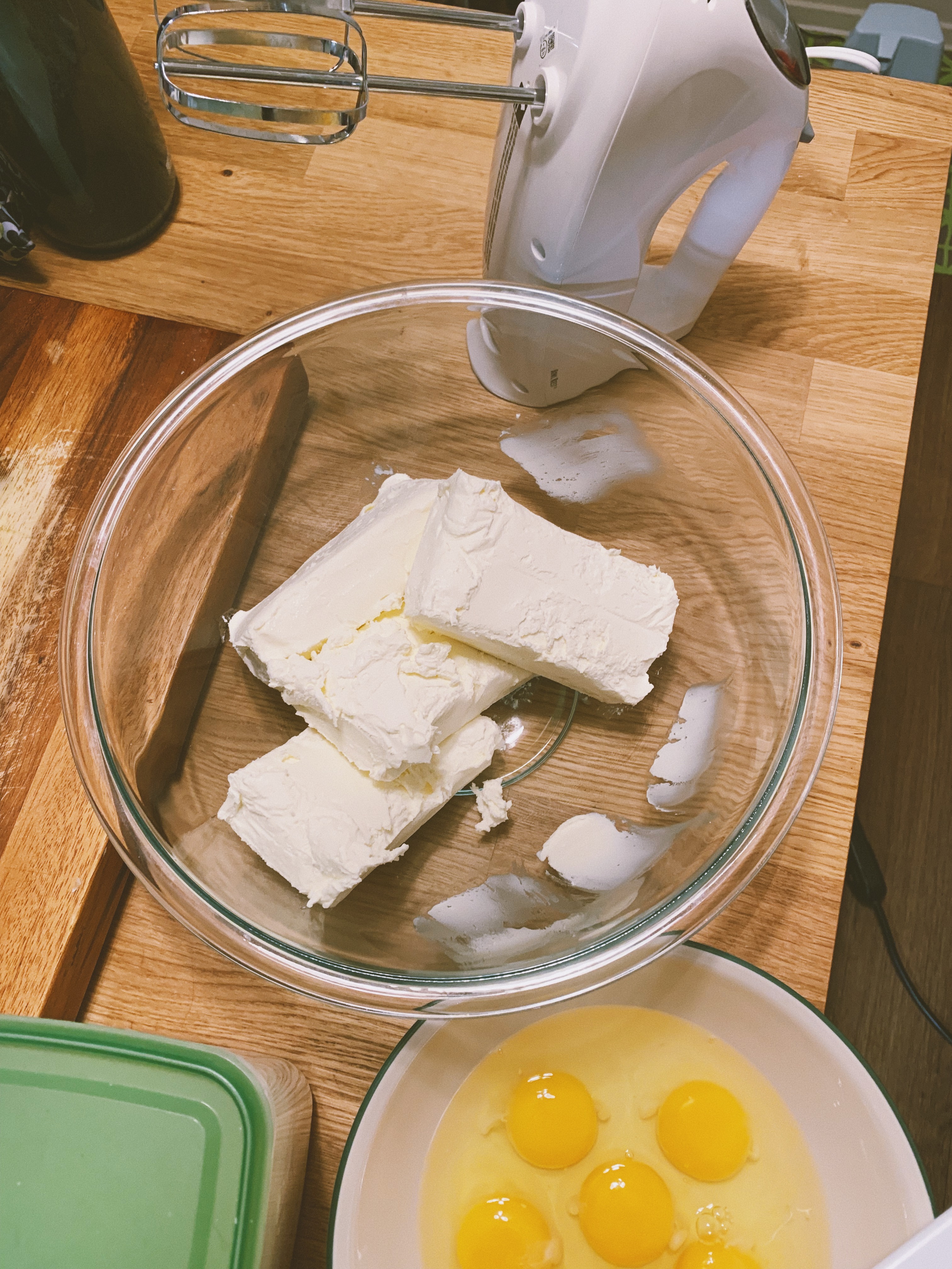 Recipe Testing: Bon Appetit Basque Burnt Cheesecake