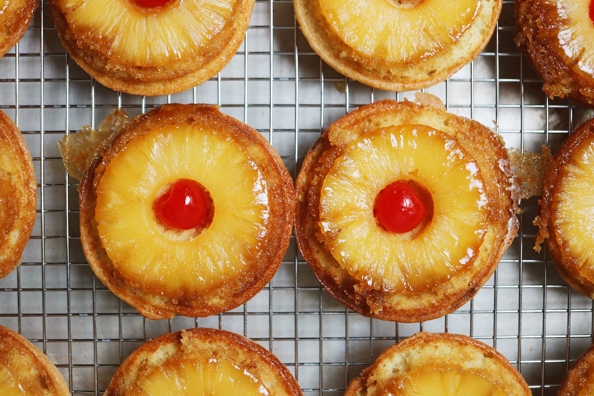 Recipe Testing: Food Network Kitchen's – Pineapple Upside-Down Donuts