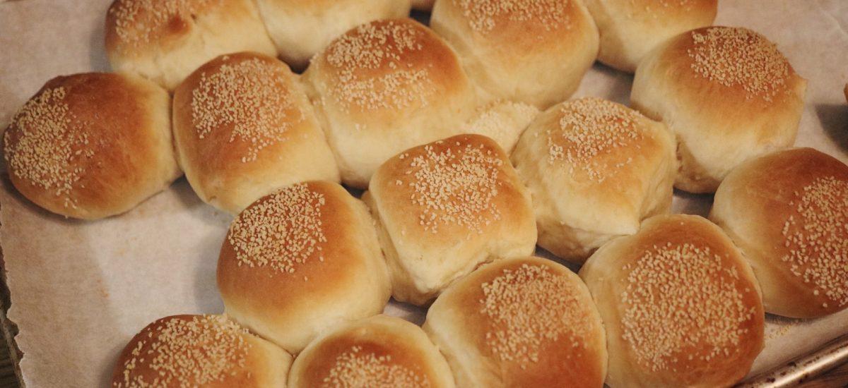 Pandesal (Filipino Bread Rolls)