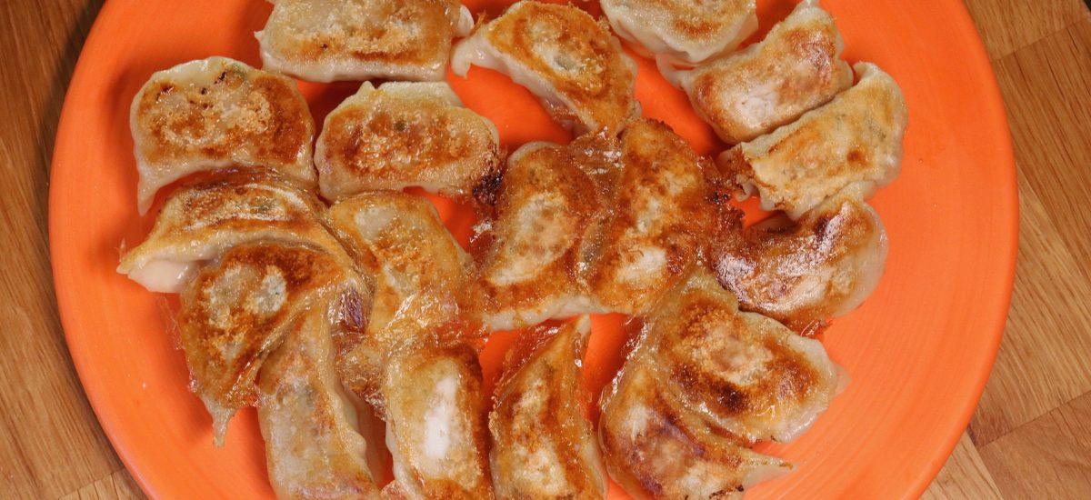 Gyoza (Japanese Dumplings)